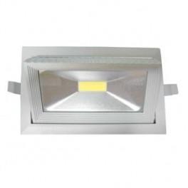 FL-LED DLD 30W 4200K 235x145x135 30W 2600Lm (JS010) встраиваемый поворотный прямоугол