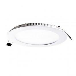 FL-LED PANEL-R15 3000K D=192мм h=20мм d=180мм 15Вт 1350Лм (светильник встр. круглый)