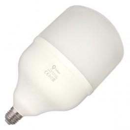 Лампа FL-LED T140 50W t<+40 град.C E27+переходник 6400К 4800Lm 220В-240V D138x254 FOTON_LIGHTING