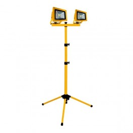 FL-LED Light-PAD STAND 2x30W Grey 4200К 5100Лм 2x30Вт AC220-240В 3600г - 2 x На стойке