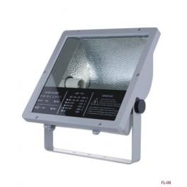 FL-08 250W E40 Серый, асимметр - FOTON- прожектор