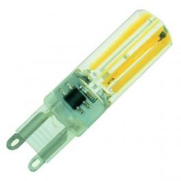 Лампа FL-LED G9-COB 6W 220V 2700К G9 420lm d15x60 FOTON_LIGHTING