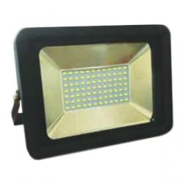 FL-LED Light-PAD 20W Black 2700К 1700Лм 20Вт AC220-240В 150x110x21мм 390г - Прожектор