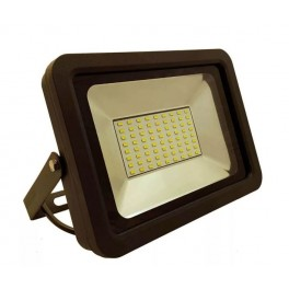 FL-LED Light-PAD 100W Black 2700К 8500Лм 100Вт AC220-240В 316x230x38мм 1900г - Прожектор