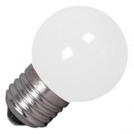 Лампа FL-LED DECO-GL45 1W E27 WHITE 230V E27 6400К (LED шарик) FOTON