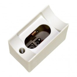 Лампа FL-Socket S14s*2 Plastic White FOTON_LIGHTING - 2 патрона в комплекте LEDnear двухцокольная
