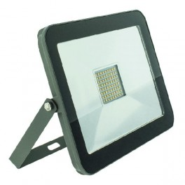 FL-LED Light-PAD 200W Grey 4200К 17000Лм 200Вт AC220-240В 370x275x46мм 3100г - Прожектор