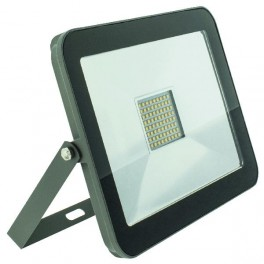 FL-LED Light-PAD 200W Grey 6400К 17000Лм 200Вт AC220-240В 370x275x46мм 3100г - Прожектор