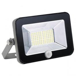 FL-LED Light-PAD SENSOR 50W Grey 4200К 4250Лм 50Вт AC220-240В 205x160x40мм 1220г - С датчиком