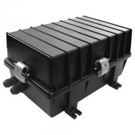 FL-01 BOX 1000W/2000W 400x265x188 IP65 BLACK FOTON LIGHTING-корпус