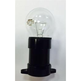 Патрон Е27 IP65 для Beltlight (12мм) черный (монтируемый)