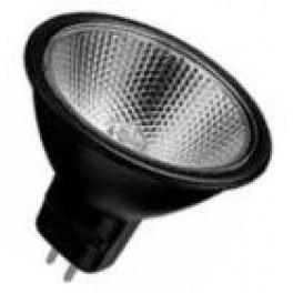 Лампа HRS51 BL 220V 50W GU5.3 black JCDR (105) 10/200