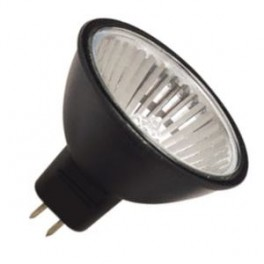 Лампа HR51 BL 12V 50W GU5.3 black MR16 (101) 10/200