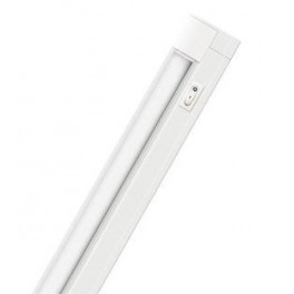 LINE T5 6W 6400K 274мм (люм светильник без кабеля) (СН016)