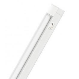 LINE T5 8W 6400K 348мм (люм светильник без кабеля) (СН018)