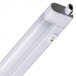 LINE T5 14W 6400K 603 мм (люм светильник без кабеля) (СН022)
