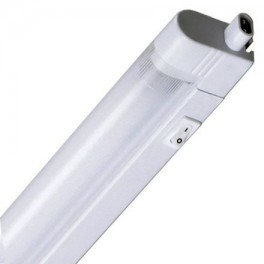 LINE T5 35W 2700K 1510мм (люм светильник без кабеля) (СН027)