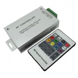 Controller RGB RADIO RF20B только 12V 144W 3x4A с ПДУ (S127)