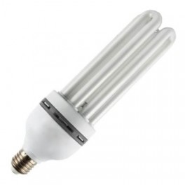 Лампа ESL 4U12 45W 6400K E27 2200lm d 58Х185 FOTON (Е102)