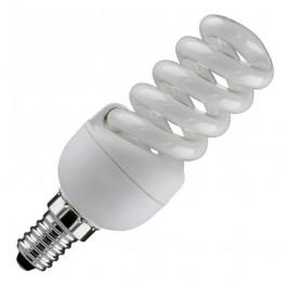 Лампа ESL QL7 11W 4200K E14 ПОЛНАЯ СПИРАЛЬ d32X97 FOTON (Е005)