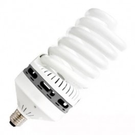 Лампа ESL QL14 45W 2700K E27 ПОЛНАЯ СПИРАЛЬ d83X195 FOTON (Е110)