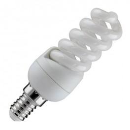 Лампа ESL QL7 9W 6400K E14 ПОЛНАЯ СПИРАЛЬ d32X87 FOTON (Е003)