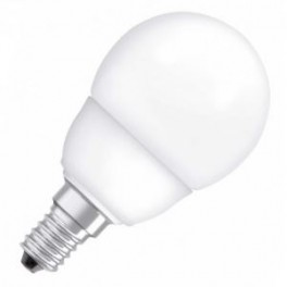 Лампа ESL GL45 QL7 11W 4200K E14 GLOBE d45Х88 FOTON (Е031)
