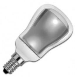 Лампа ESL R50 QL7 9W 6400K E14 зеркальная d50Х87 FOTON (E046) АКЦИЯ!