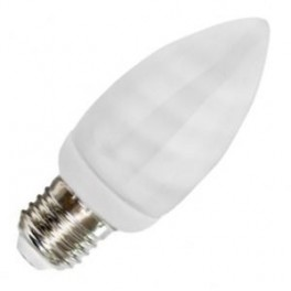 Лампа ESL B QL7 11W 4200K E27 cвеча d38Х101 FOTON (E054)