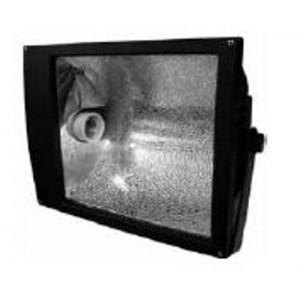 FL-2004F-1 400W E40 черный асимметр винты ПРА за зеркалом