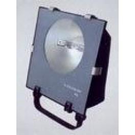 FL-2004D-2 400W Fc2 206мм HQI-NAV серый круглосимметр ПРА под зеркалом клипсы литые