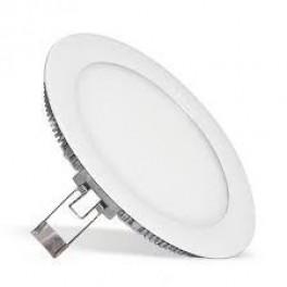 FL-LED PANEL-R14 6400K D=172мм h=20мм d=155мм 14Вт 1100Лм (S274) (светильник встр. круглый) АКЦИЯ!