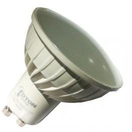 Лампа FL-LED PAR16 6W GU10 6400K 60x50мм (220V - 240V, 400lm) (S299) АКЦИЯ!