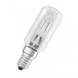 Лампа GE 40HALOTUB G9B 40W 230V E14 (прозрач) l=84.5 d=14