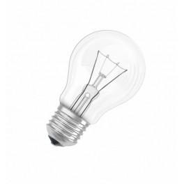60A1/CL/E27 60W лампа накал. груша прозр. GE Brest