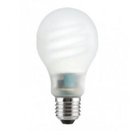 Лампа GE FLE 15AG/T2/830/ 220-240V E27 800lm 10000h d60 x 115 груша