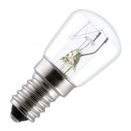 Лампа GE 15P1/OVEN22/CL/E14 230V 300 град.C d=22.5 l=49 для печи