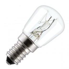 Лампа GE 25P1/FRID/E14 230V d=28 l=62 для холодильника