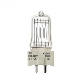 A1/244 230-240V 500W 230-240 V GY9.5 студийная лампа GE