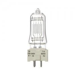T18 GCW 230- 240V 500W 230-240 V GY9.5 студийная лампа GE