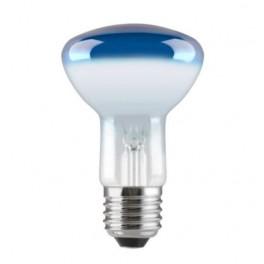 Лампа GE 40R63/B/E27 230V (зеркальная D63mm синяя прозрачная)