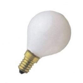 Лампа SUPER P SIL 25W 230V E14 (шарик криптон опал d=45 l=80)