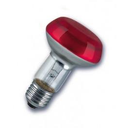 Лампа CONCENTRA R63 RED 35* 40W 230V E27