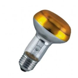 Лампа CONCENTRA R63 YELLOW 35* 40W 230V E27