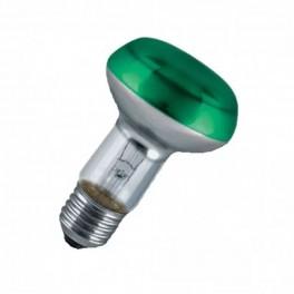 Лампа CONCENTRA R63 GREEN 35* 40W 230V E27