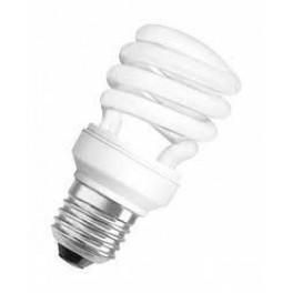 Лампа DULUX MINI TWIST 18W/825 220-240V 1200lm E27 спираль 8000h d54x123 OSRAM