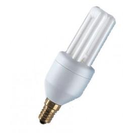 Лампа DULUXSTAR EE 8W/41-827 220-240V E14 d36x119 OSRAM