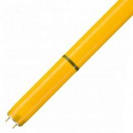 Лампа L18/62 G13 970lm 540-640nm d26x590 жёлтая CHIP control OSRAM - цветная