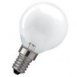 Лампа CLASSIC P FR 60W 230V E14 (шарик матовый d=45 l=80)