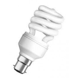Лампа DULUX MINI TWIST 18W/865 110-130V! E27 спираль 8000h OSRAM